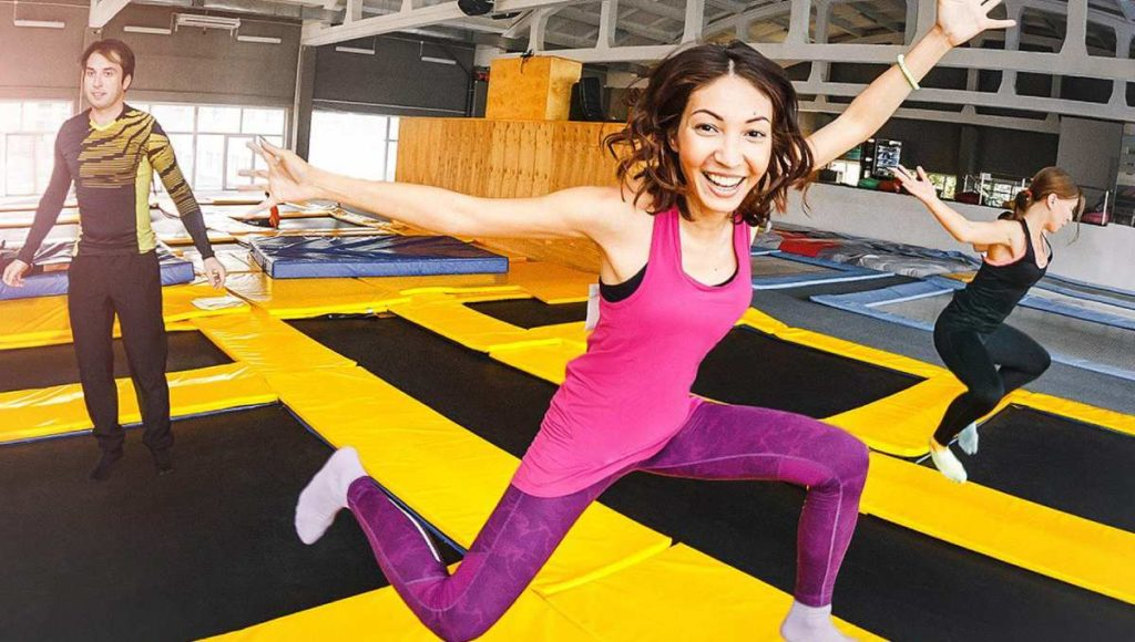 Is a trampoline good exercise