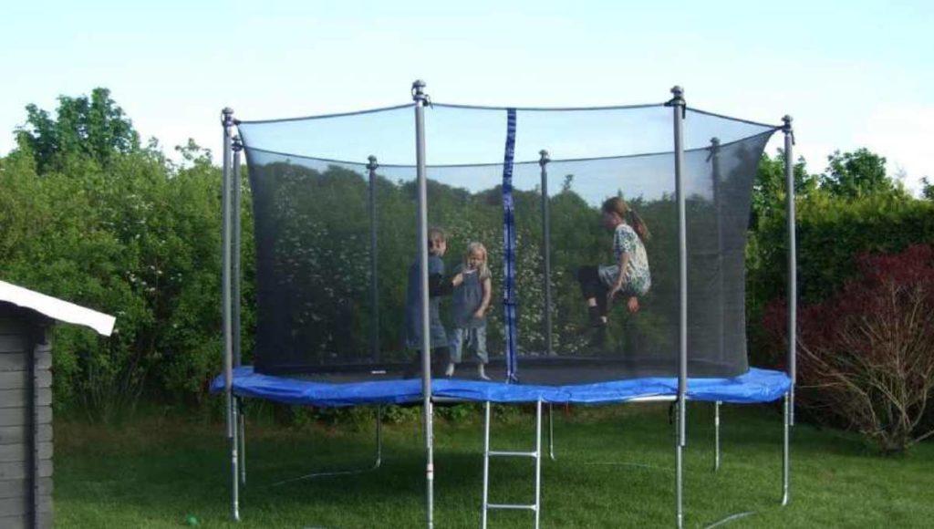 trampoline point