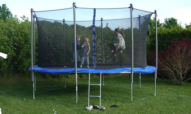 benefits of using a trampoline for exercise
