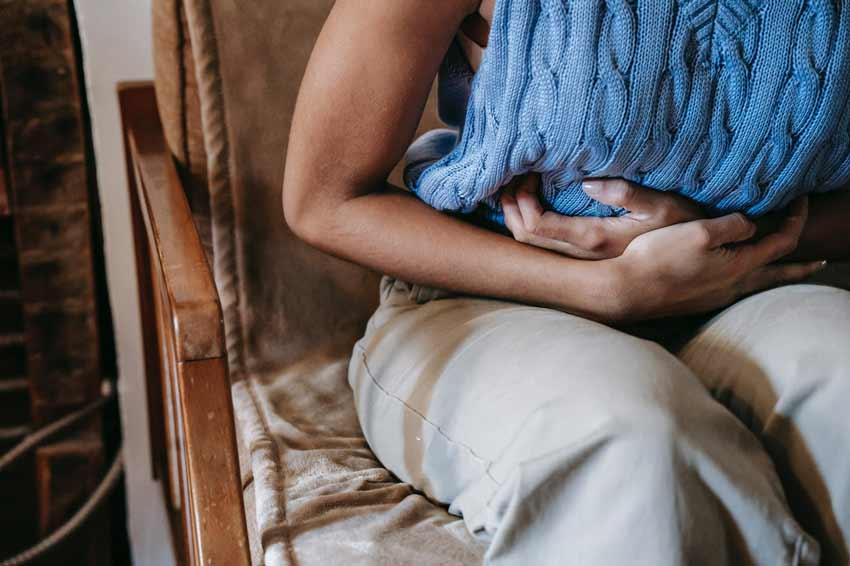 Menstrual discomfort and truncate fatigue