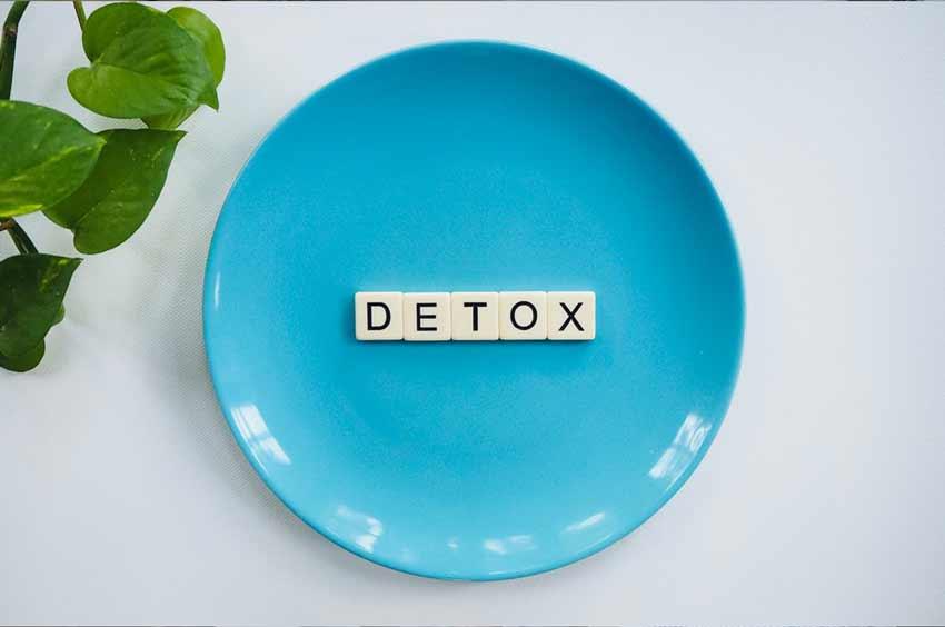 Rebounding enhances our detoxifying process