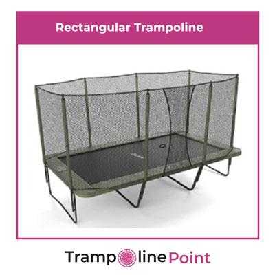 rectangular trampoline